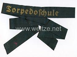 "Mützenband ""Torpedoschule"""