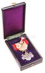 Japan, Orden der Aufgehenden Sonne Verdienstkreuz 8. Klasse