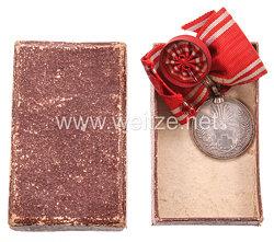Japan, Rot Kreuz Medaille für Frauen