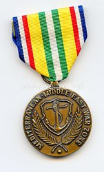 USA Merchant Marine Defense Medal Middel East War Zone