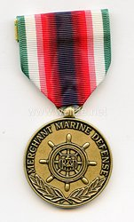 USA Merchant Marine Defense Medal