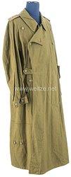Wehrmacht Afrikakorps Kradmantel M 41 für einen Feldwebel der Artillerie bzw. Sturmartillerie