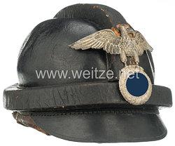 Nationalsozialistisches Kraftfahrkorps ( NSKK ) Motorrad Sturzhelm