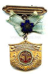 Japan 2. Weltkrieg, Abzeichen für besondere Mitglieder im Kaiserlichen Seemannshilfswerk
