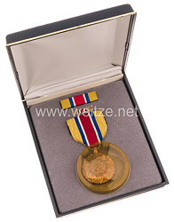 USA Army Reserve Achievement Medalin Case with Lapel Pin and Ribbon Bar