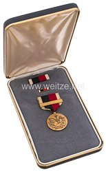 USA - Occupation Service Medal in Case with Lapel Pin and Ribbon Bar ( Asia )