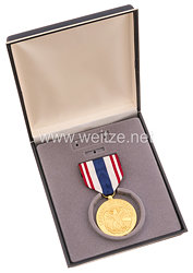 USA - Defense of Freedom Medal in Case