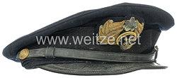 Japan 2. Weltkrieg, Kaiserlich Japanische Marine - Schirmmütze für einen Offizier