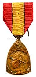 Belgien Erinnerungsmedaille 1914-1918