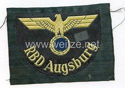 """Reichsbahn Ärmeladler """"RBD Augsburg"""""""