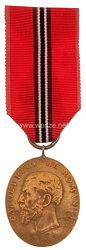 Königreich Rumänien - Jubiläumsmedaille König Carol für Militärpersonal, 1906