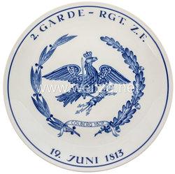 Ehrenschale aus Meißner Porzellan des königlich preußischen