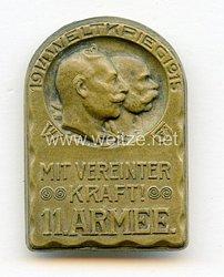 Österreich / K.u.K. Monarchie 1. Weltkrieg Kappenabzeichen