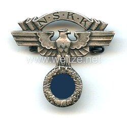 Nationalsozialistisches Kraftfahrkorps ( NSKK ) - großes Dienstsabzeichen