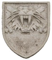 Kriegsmarine - Ehrenplakette des Tigerverbandes
