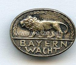 Bayernwacht Zivilabzeichen