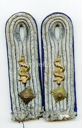 Luftwaffe Paar Schulterstücke für einen Oberarzt