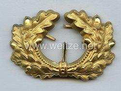 Wehrmacht Eichenlaubkranz mit Kokarde für einen General