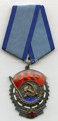 Sowjetunion Orden des Roten Arbeiterbanners