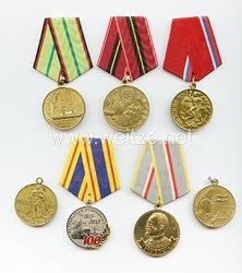 Sowjetunion und Russland: 7 Auszeichnungen