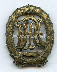 Deutsches Turn- und Sportabzeichen 1919 DRA in Bronze
