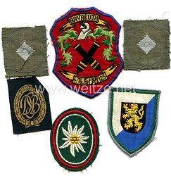 Bundes Republik Deutschland ( BRD ) Bundeswehr ( BW ) Abzeichen
