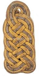 Preußen 1. Weltkrieg Einzel Schulterstück für einen Generalmajor