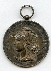 """Frankreich Medaille """"Société centrale d'agriculture. Pas-de-Calais"""""""
