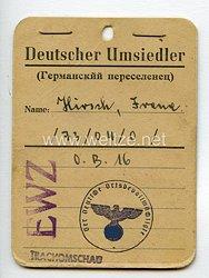 III. Reich - Kennkarte