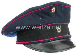 PreußenSchirmmütze für einen Unterveterinär