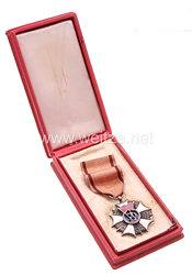Polen Orden des Arbeitsbanners 2. Klasse