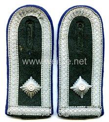 Wehrmacht Heer Paar Schulterstücke Feldwebel Sanitätstruppe