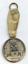 Tragbare Medaille K.B 15. J.R Neuburg a Donau - Denkmalsenthüllung3. Juli 1927