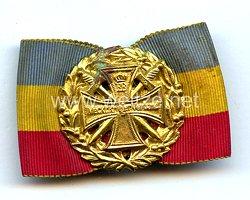 Mecklenburg-Schwerin Mecklenburgischer Kriegerverband Mitgliedsabzeichen