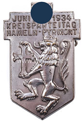 NSDAP - Kreisparteitag NSDAP Hameln-Pyrmont Juni 1934