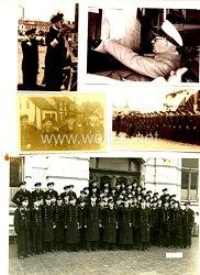 Kriegsmarine Fotoalbum, Angehöriger von U-Boot U-3018