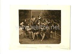 Weimarer Republik Fotos, Götterdämmerung im Wagner Theater 1925