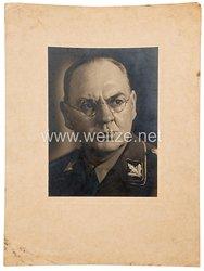 Allgemeine-SS Portraitfoto, SS-Gruppenführer