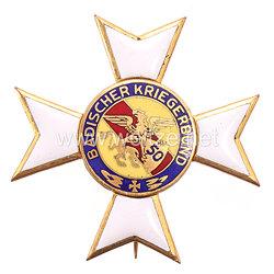 Baden Badischer Kriegerbund Ehrenkreuz für 50 Jahre