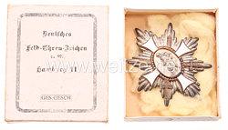 Deutsches Feld-Ehren-Zeichen mit Miniatur