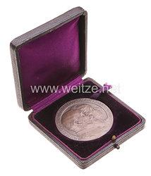 """Baden Medaille """"Für Verdienstvolle Leistungen"""" Landwirtschafts- und Gartenbau Ausstellung Karlsruhe 1906"""
