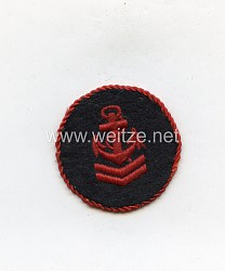 """Marine-HJ Ärmelabzeichen Reichsseesportabzeichen """"B"""" K-Schein"""