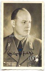 III. Reich - Originalunterschrift von Hauptamtsleiter der NSV Hilgenfeldt