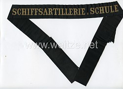 Kaiserl. Marine Mützenband