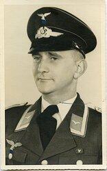 Foto eines Unteroffiziers der Luftwaffe
