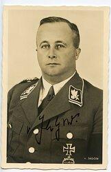 III. Reich - Originalunterschrift von SA-Obergruppenführer Dietrich v. Jagow