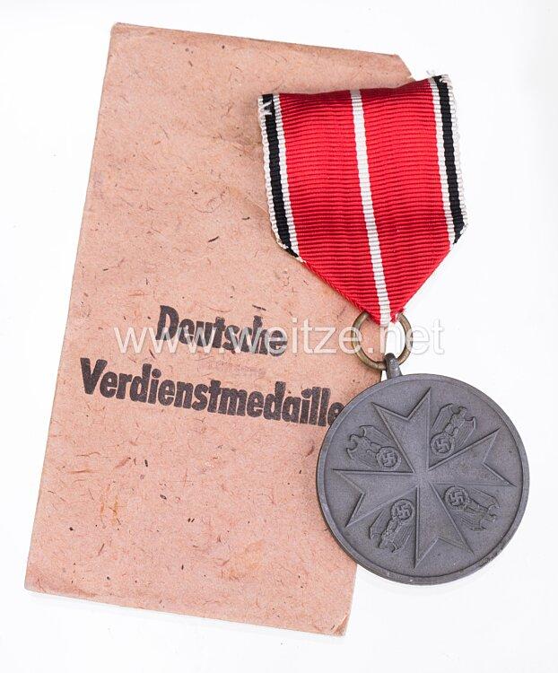 Deutsche Bronzene Verdienstmedaille
