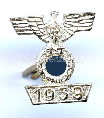 Wiederholungsspange zum Eisernen Kreuz 2. Klasse 1939 - Auflage für die Bandspange