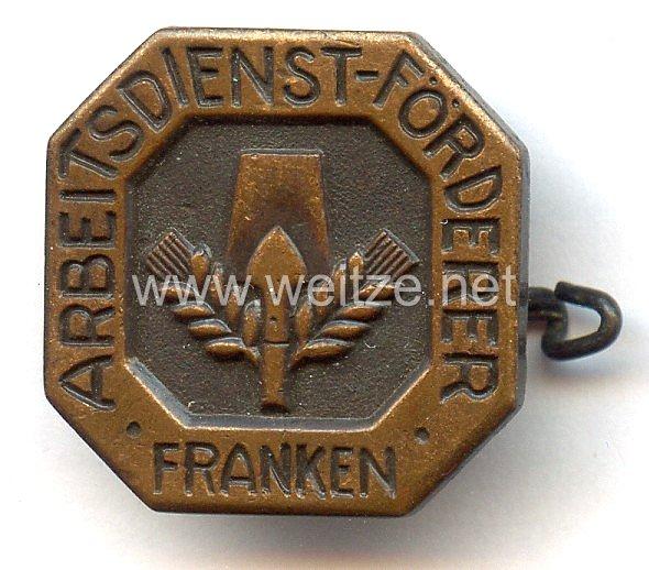 Nationalsozialistischer Arbeitsdienst ( NSAD )