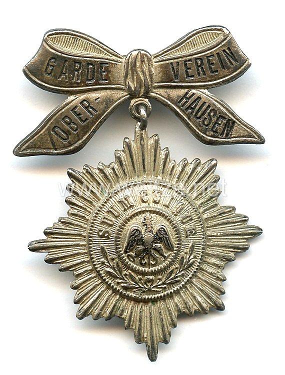 Preußen -Zivilabzeichen für ehemalige Angehörige der Preußischen Garde-Regimenter